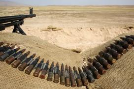 CAG Slams OFB For Critical Deficiency in Supply of Ammunition