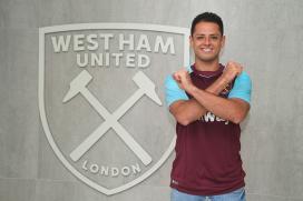 Javier Hernandez Signs Three-year Deal with West Ham