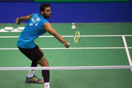Prannoy Beats Kashyap to Clinch US Open Title