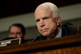 US Senate Advances on Healthcare, With Dramatic Return by John McCain