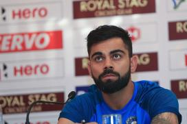 Sri Lanka vs India 2017: Kohli Lauds Pandya, Says Can Debut in Galle