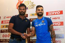 Sri Lanka vs India 2017: Kohli & Boys Return to Where it Started