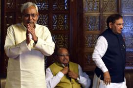 Sharad Yadav, Nitish Kumar Lock Horns as Fight for 'Real' JD (U) Intensifies