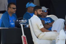 KP Has a Question for Team India Head Coach Ravi Shastri