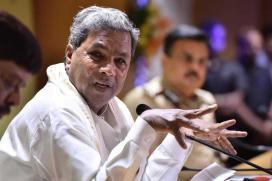 Ex-BJP Corporator Lodges Corruption Complaint Filed Against Karnataka CM Siddaramaiah