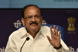 Congress to Step up Attack on NDA V-P Pick Venkaiah Naidu