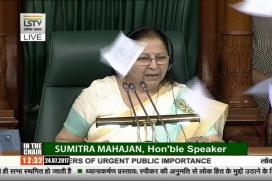 Six Congress MPs Suspended for 5 Days After Creating Ruckus in Lok Sabha