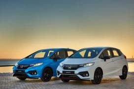Honda Jazz 2018 New-Look Unveiled