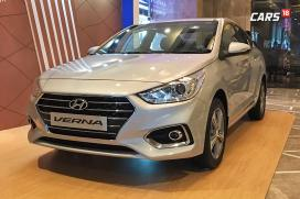 New 2017 Hyundai Verna Launched in India For Rs 7.99 Lakh
