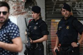 Security Ramped Up For Barcelona's Emotive La Liga Opener