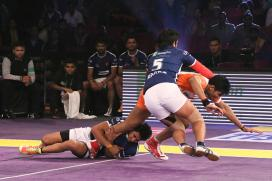 Pro Kabaddi League 2017 Live Scores: Dabang Delhi vs Patna Pirates