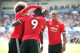 Mourinho's United Look to Consolidate on Good Start; City's Aguero Eyes Record