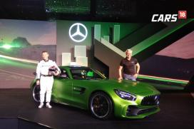 Mercedes-AMG GT-R Launched in India for Rs 2.23 Crore, GT Roadster for Rs 2.19 Crore