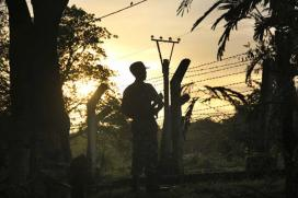 Grave of 28 Hindus Killed By Rohingya Militants Found, Says Myanmar Army