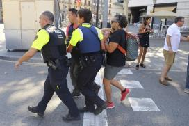 Police Name Three Moroccans Suspects in Spain Attacks