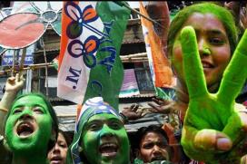 Trinamool Sweeps Bengal Municipal Elections, BJP Distant Second