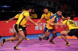 Pro Kabaddi League 2017: Tamil Thalaivas Beat Bengal Warriors 33-32