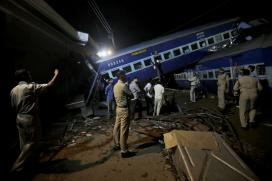 Utkal Express Derailment: Trains on Meerut Line Cancelled or Diverted Till 6pm