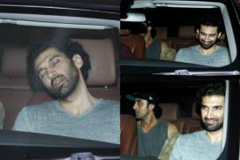 Ranbir-Aditya's Recent Photos Will Drive Your Midweek Blues Away