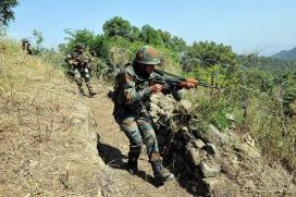 Security Forces Conduct Search Operation in Kashmir's Uri to Nab Terrorists