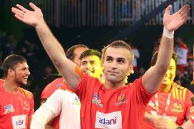 Pro Kabaddi 2017: Gujarat Beat Pune to Maintain Unbeaten Run