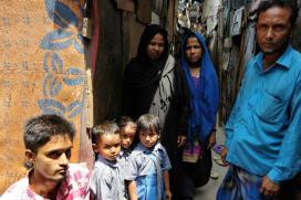 Kill Us Here, But Don't Deport Us, Plead Rohingya Muslims