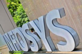 Vishal Sikka's Exit Wipes out Rs 16,000 Crore from Infosys M-Cap in an Hour