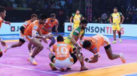 Pro Kabaddi 2017: Puneri Paltans Thump Defending Champs Patna Pirates 47-42