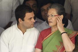 After Rahul Gandhi, 'Missing' Posters of Sonia Gandhi Surface in Rae Bareli
