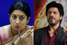 Shah Rukh Khan Extends Support to IFFI, Smriti Irani Expresses Gratitude
