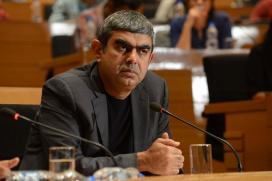 SEBI Keeping a Watch on Infosys Share Price, Says Chairman Tyagi