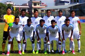 India Hold Iraq at Asian U-16 Qualifiers