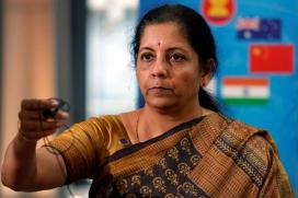 Will Not Send Indian Troops to Afghanistan, Nirmala Tells US Counterpart