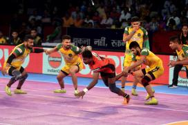 Pro Kabaddi League: Patna Pirates Edge Tamil Thalaivas 41-39