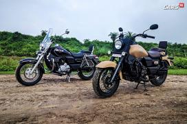 UM Commando Classic and Mojave First Ride Review: Royal Enfield Rival, Finally?