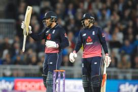 Ton-up Bairstow Leaves Windies Facing World Cup Qualifiers
