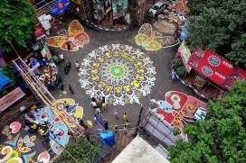 GST, Economic Slowdown Hit Durga Puja Sponsorships: Organisers