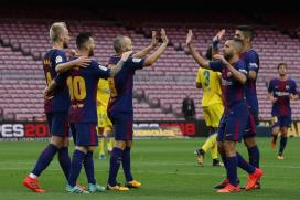 Camp Nou Reopens Amid Political Confusion in Catalonia