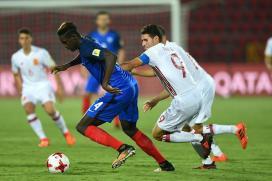Live, FIFA U-17 World Cup, France vs Spain