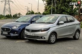 Maruti Suzuki Dzire vs Tata Tigor Comparison Review: David vs Goliath?