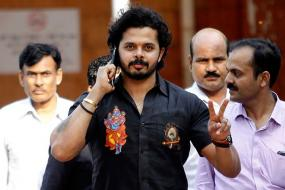 Sreesanth Writes to BCCI Administrator Vinod Rai for Revocation of Ban