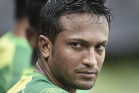 Bangladesh Appoint Shakib Al Hasan As Test Captain