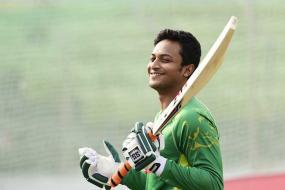 Shakib Al Hasan Shines But Bangladesh Lose ODI Warm-up