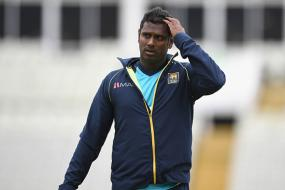 Angelo Mathews Brought Back as Sri Lanka's Limited Overs Captain