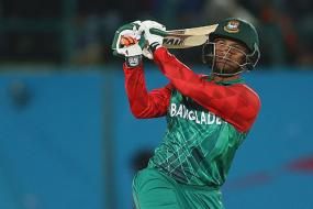 Shakib Al Hasan Joins Illustrious List in First South Africa ODI