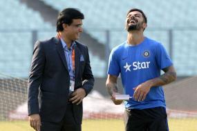 Ganguly Sides With Kohli, Says India Need Preparation Time for SA Tour