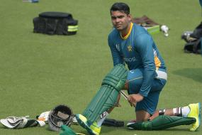 Champions Trophy 2017: Umar Akmal Fails Fitness Test, Dropped From Squad