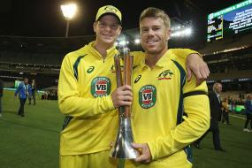 David Warner to Lead Australia in T20 Tri-series, Steve Smith Gets a Break