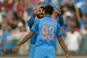 ICC T20I Rankings: Kohli Retains Top Spot, Bumrah Rises to 2nd