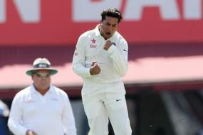 Sachin Tendulkar Impressed By Debutant Kuldeep Yadav